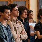 La Compagnia Del Cigno 2: Chiara Pia Aurora, Francesco Tozzi, Emanuele Misuraca, Ario Sgroi e Hildegard De Stefano Credits Rai