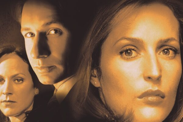 La Parte Superiore Della Locandina Della Serie Tv X-Files Credits Disney