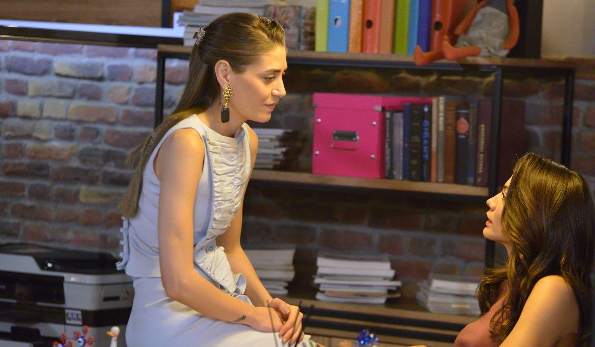 Leyla e Sanem In Daydreamer. Credits: Global Telif Haklari Yapimcilik Tic A.S. /Mediaset