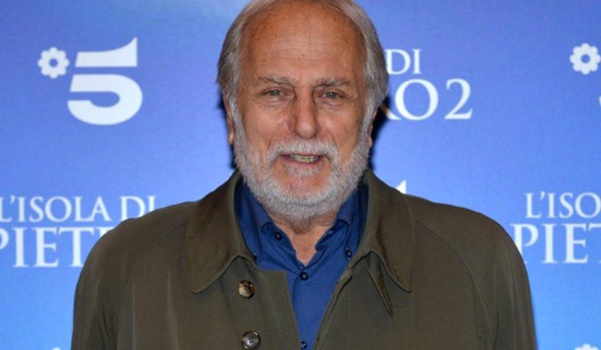 Luigi Diberti in una foto Credits Mediaset