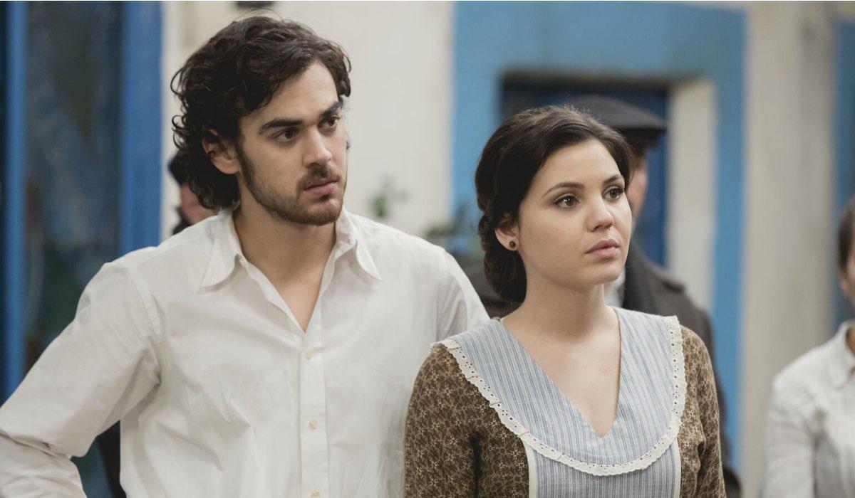 Matias e Marcela ne Il Segreto. Credits: Mediaset