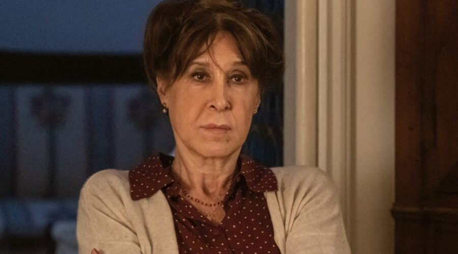 Mina Settembre Olga Interpretata Da Marina Confalone Credits Rai