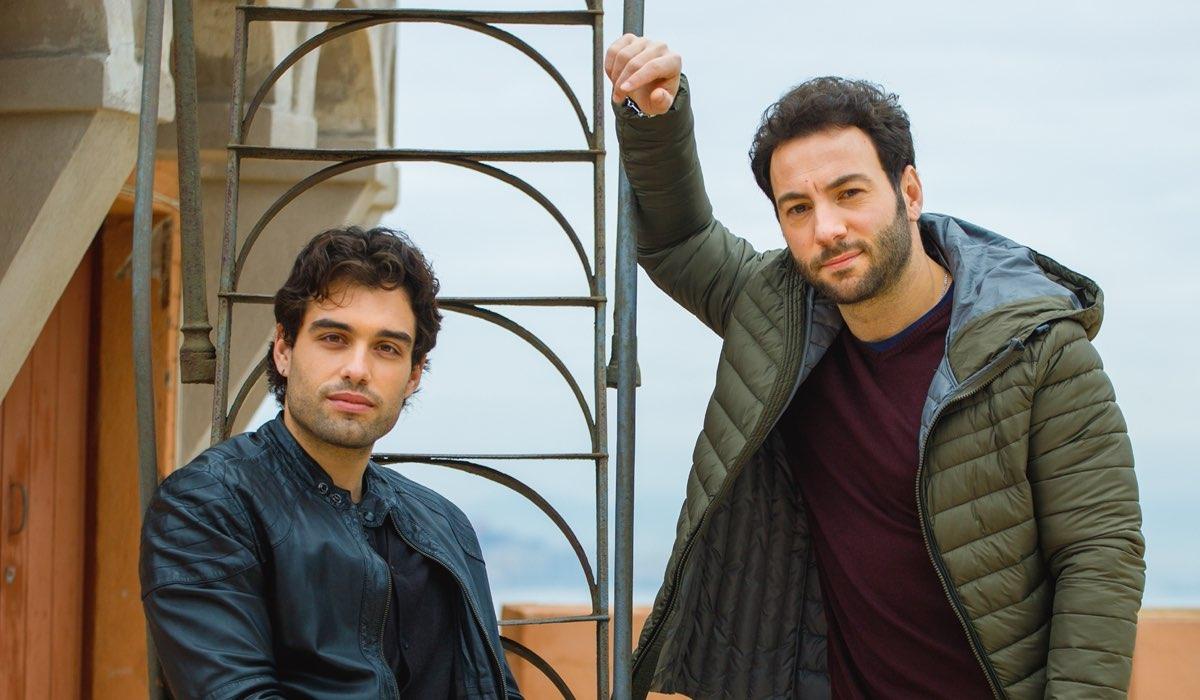Nunzio e Samuel In Un Posto Al Sole. Credits: Rai