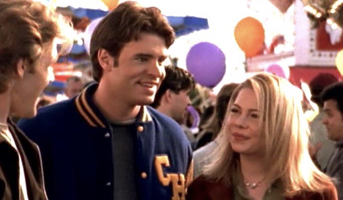 Scott Foley In Dawson's Creek. Credits: The WB