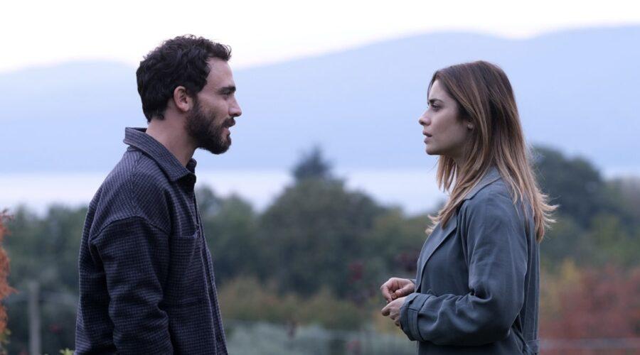Simone Liberati e Greta Scarano ne La Promessa Credits foto Fabrizio De Blasio e Rai