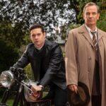 Tom Brittney e Robson Green In Grantchester 5 Credits: Giallo