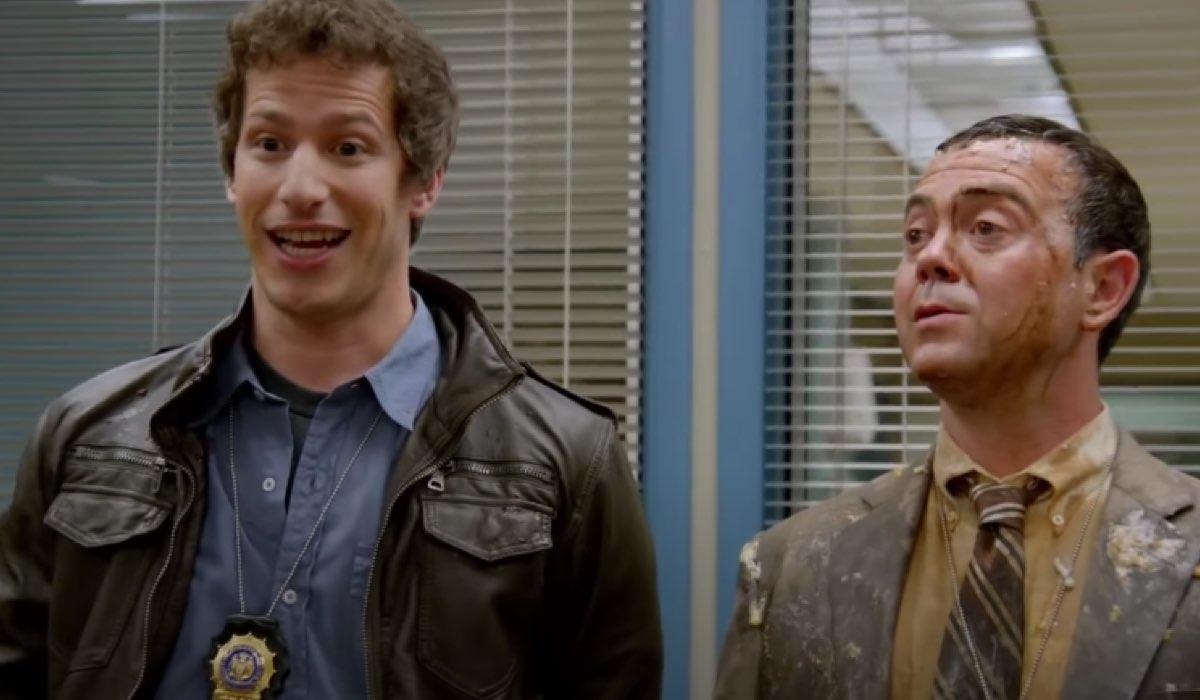 Una Scena dal Trailer Ufficiale della prima stagione di Brooklyn Nine-Nine, Credits: Fox