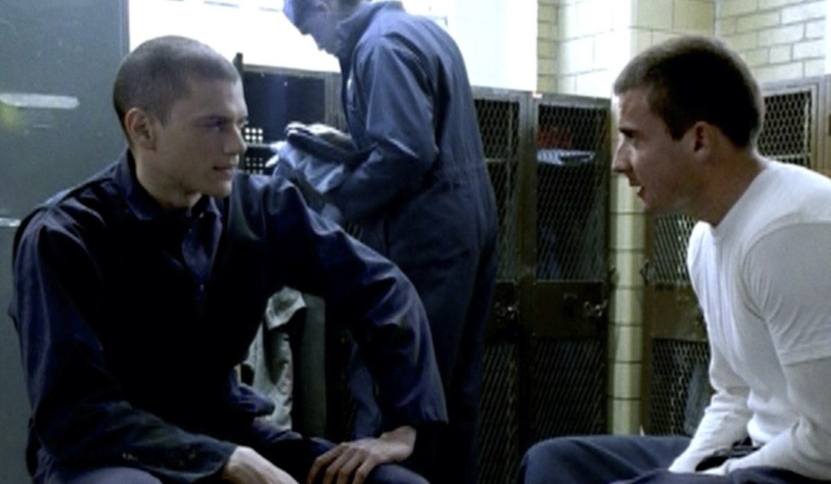 Una Scena Della Serie Tv Prison Break Credits Disney