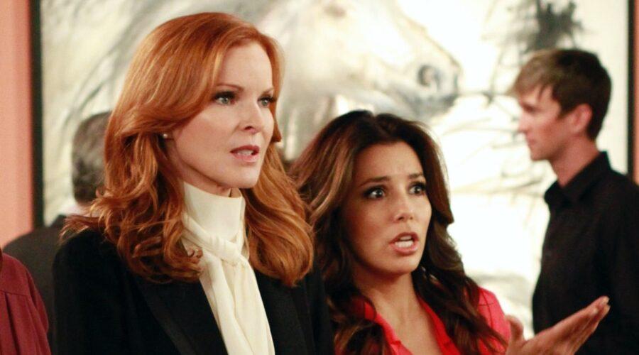 Una Scena Di Desperate Housewives. Credits: Disney+