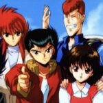 Immagine dell'anime Yu Yu Hakusho. Credits: Pierrot/Fuji TV.