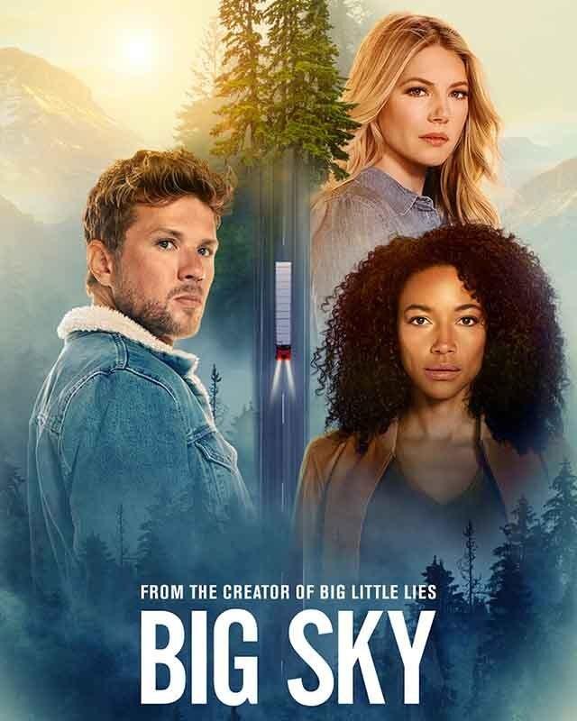 La locandina di Big Sky. Credits: ABC.