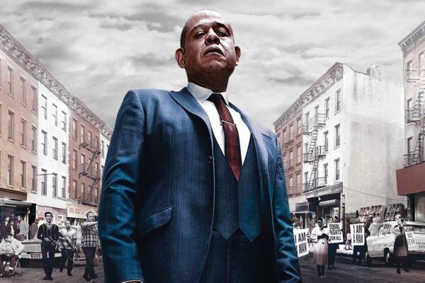 Forest Whitaker in Godfather of Harlem. Credits: ABC Signature, Significant Productions, Chris Brancato Inc.
