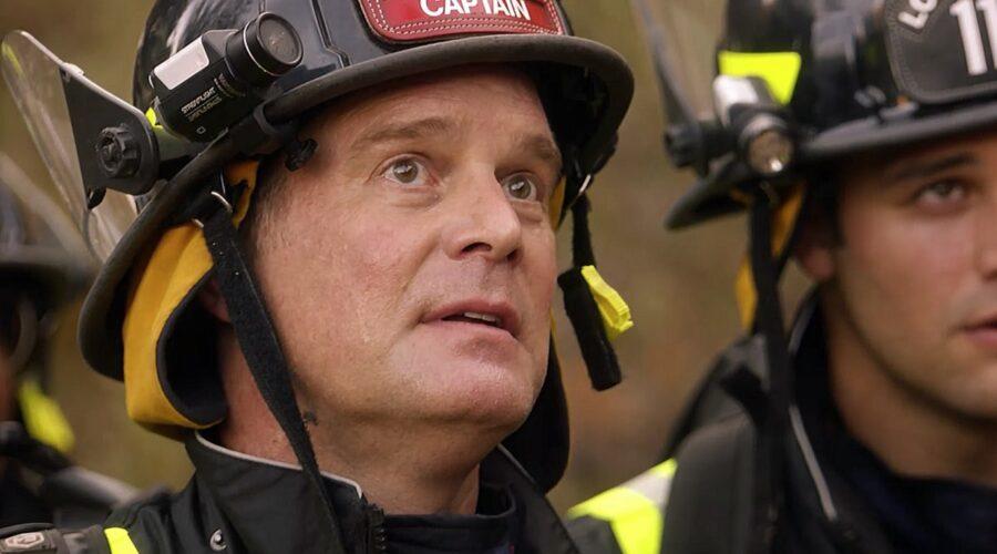 Peter Krause Interpreta Robert Nash In 911 4 Stagione Credits: Fox