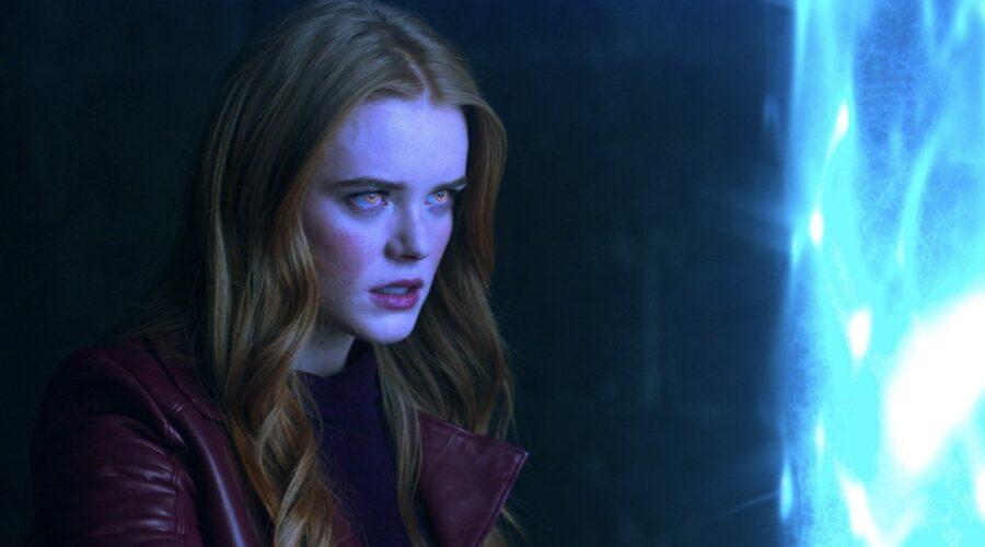 Abigail Cowen (Bloom) In Fate The Winx Saga. Credits: Netflix