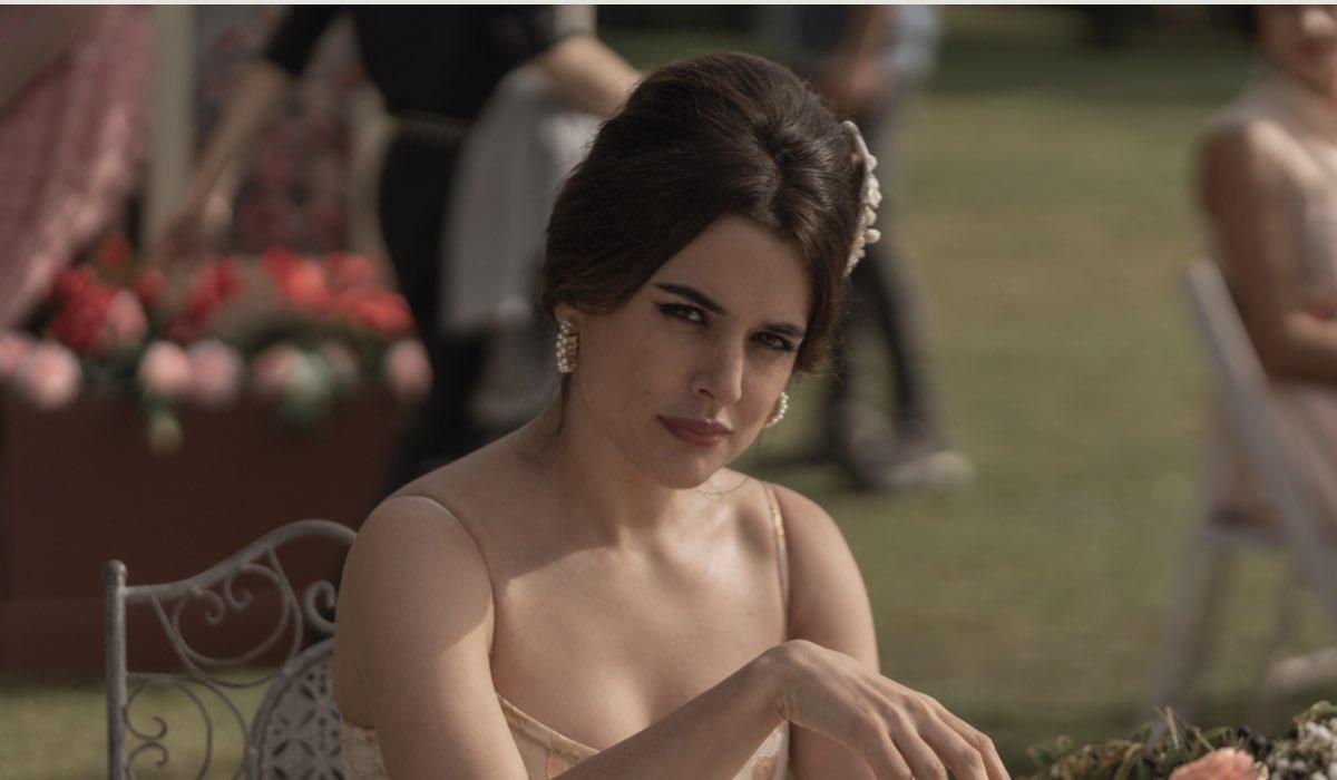 Adriana Ugarte Interpreta Helena In H-Helena 2. Credits: Daniel Escale Garcia/ Netflix