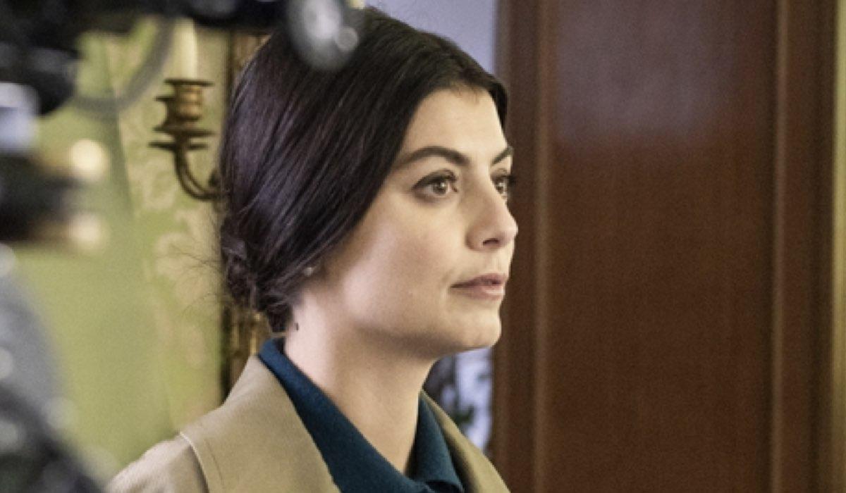 Alessandra Mastronardi Interpreta Carla Fracci Della Fiction Carla Credits Rai E Anele