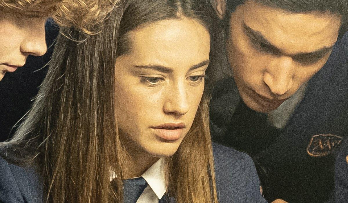 Asia Ortega Interpreta Amaia Torres In El Internado: Las Cumbres. Credits: Amazon Prime Video