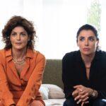 Bianca Nappi e Luisa Ranieri Ne Le Indagini Di Lolita Lobosco. Credits: Duccio Giordano/Rai