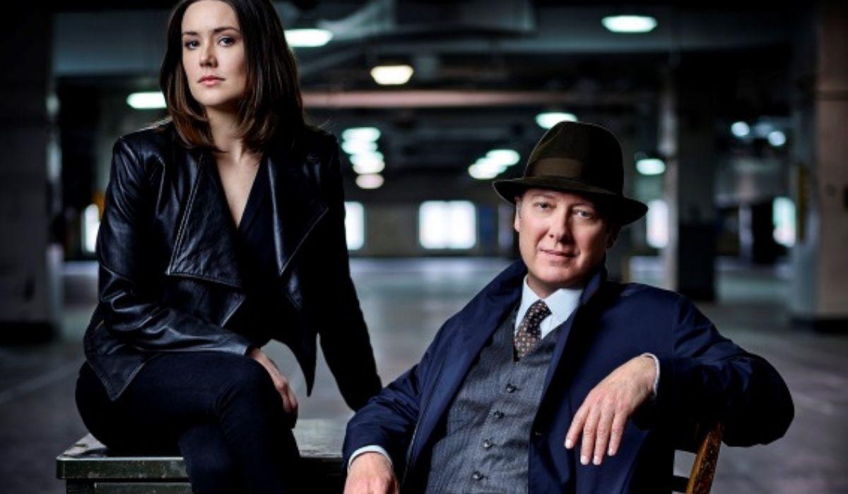 Da sinistra: Megan Boone e James Spader in The Blacklist. Credits: Fox.