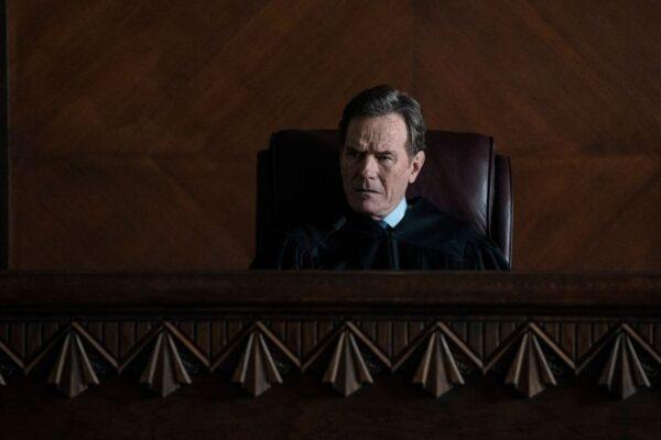 Il giudice Michael Desiato interpretato da Bryan Cranston. Credits: Showtime via Sky.