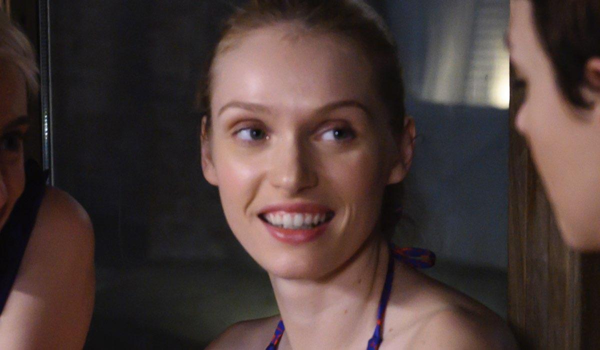 Caterina Shulha Interpreta Sara In Tutta Colpa Di Freud Credits: Andrea Miconi/Amazon Prime Video