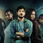 Poster di Città Invisibile. Credits: Netflix.