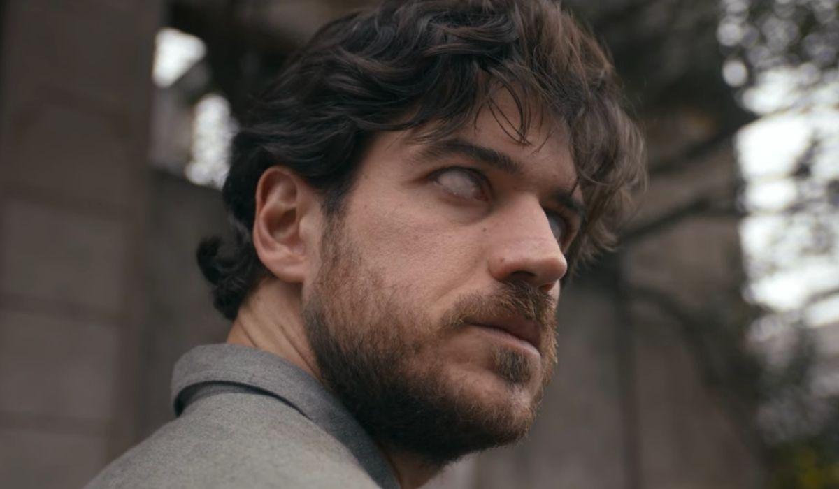 Eric (Marco Pigossi) posseduto dal Corpo Secco. Credits: Netflix.
