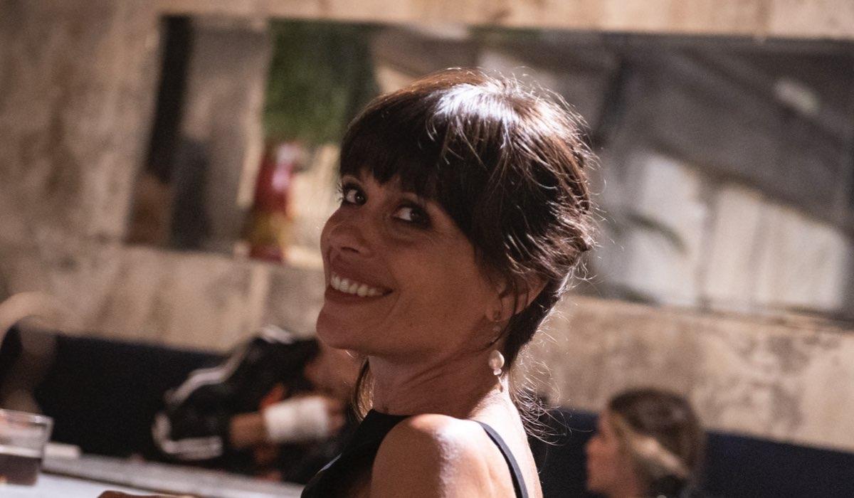 Claudia Pandolfi Interpreta Anna Caterina Shulha In Tutta Colpa Di Freud. Credits: Andrea Miconi/Amazon Prime Video
