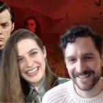Pennyworth 2: Emma Paetz e Ben Aldridge intervistati da Paolo Di Lorenzo. Credits: Starzplay/Tvserial.it