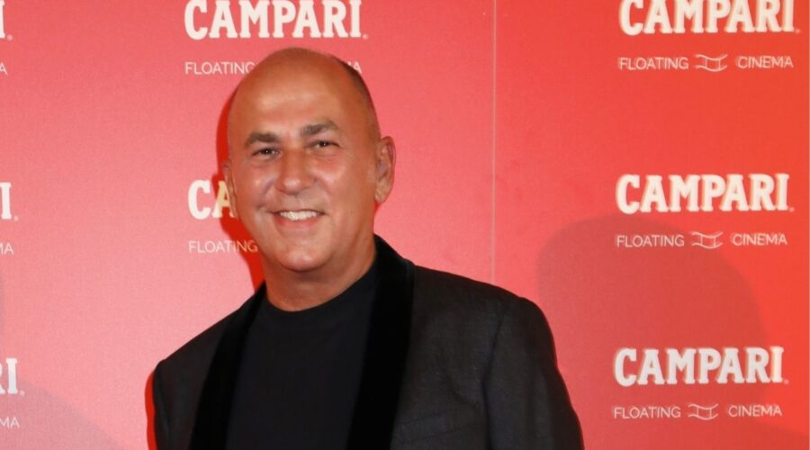 Il regista Ferzan Ozpetek. Credits: Elisabetta Villa/Getty Images for Campari.