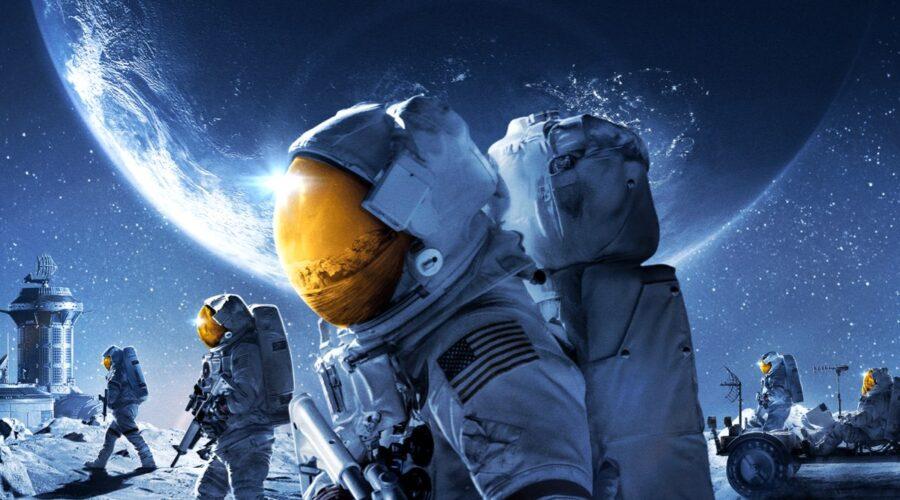 Poster della seconda stagione di For All Mankind. Credits: Apple TV+.