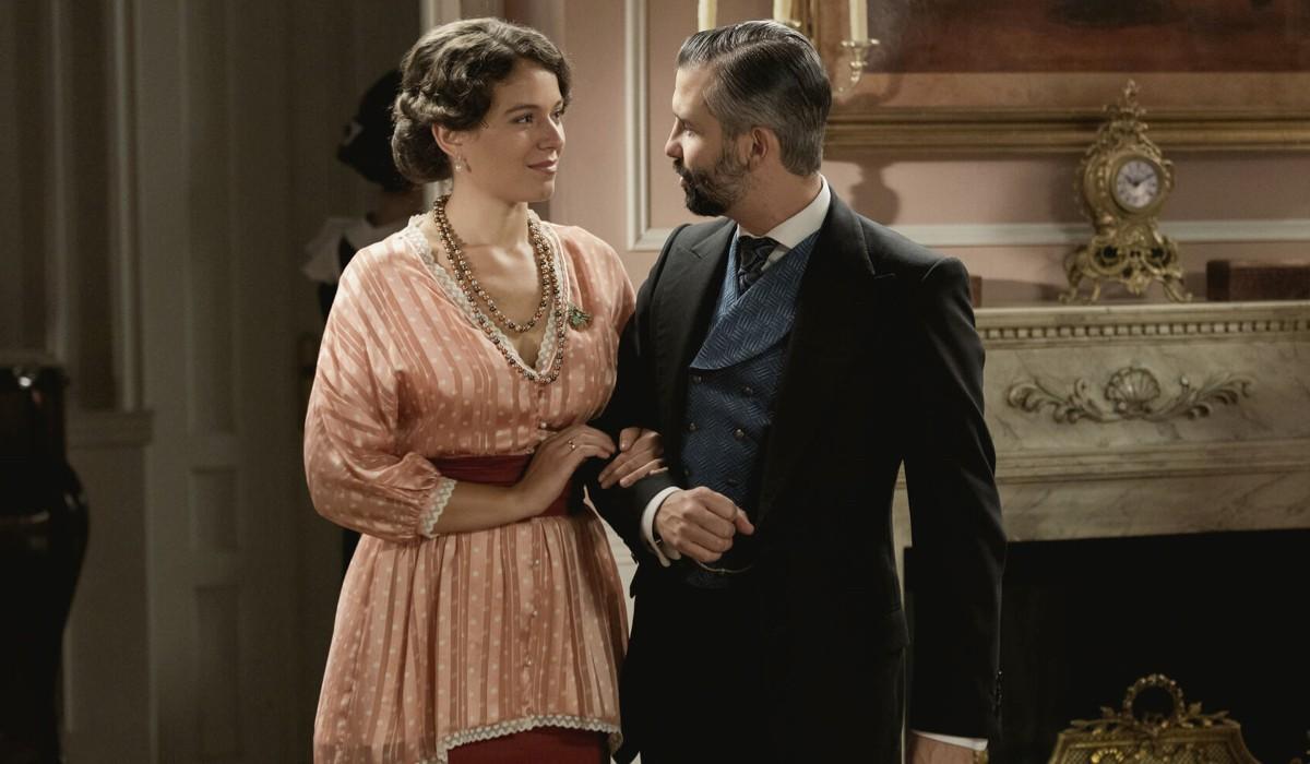 Genoveva e Felipe In Una Vita Credits: Boomerang Tv/Mediaset