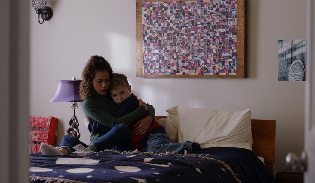 Ginny e Austin In Ginny e Georgia Credits: Netflix
