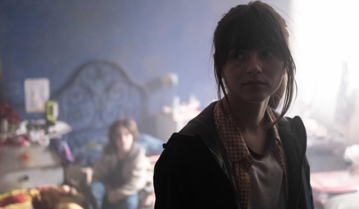 Giulia Dragotto in una scena della serie TV Anna. Credits: Sky Studios.
