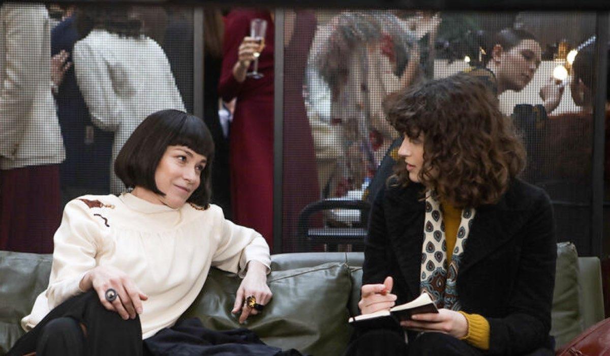 Greta Ferro e Stefania Rocca In Made In Italy. Credits: Mediaset