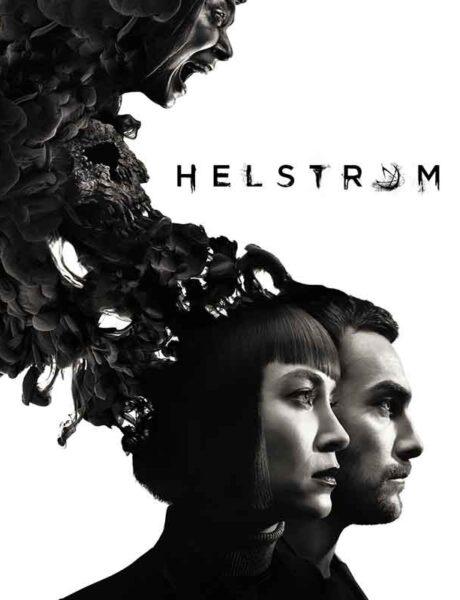La locandina di Helstrom. Credits: Marvel Television/Disney.