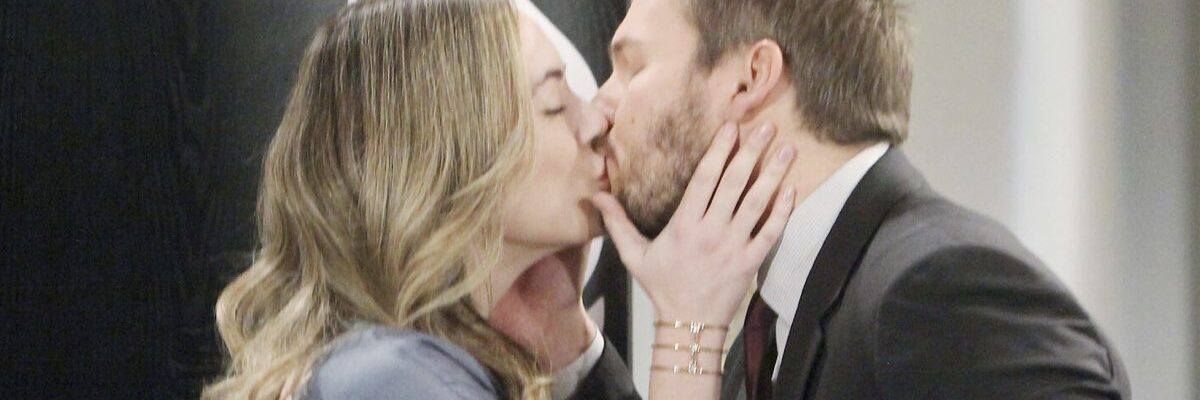 Hope e Liam In Beautiful Soap Opera Credits BBL Distribution/Mediaset
