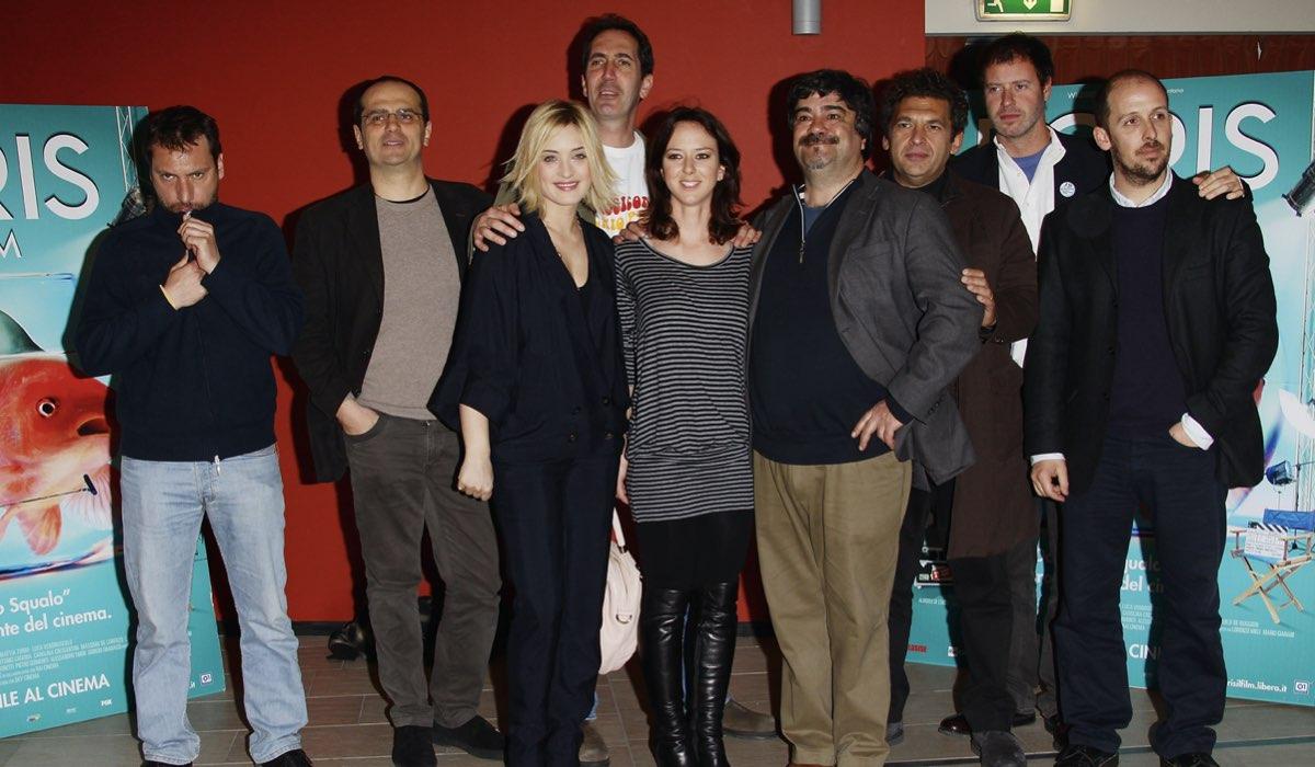 Il cast di Boris-Il Film. Credits: Vittorio Zunino Celotto/Getty Images