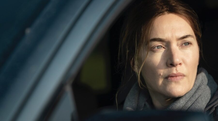 Kate Winslet in Mare Of Easttown. Credits: HBO via Sky.