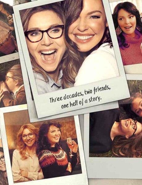 La locandina della serie TV L'estate in cui imparammo a volare. Credits: Netflix.