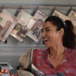 Le Indagini Di Lolita Lobosco Luisa Ranieri Interpreta Lolita Lobosco Qui In Una Scena Al Lavoro Credits Duccio Giordano E Rai