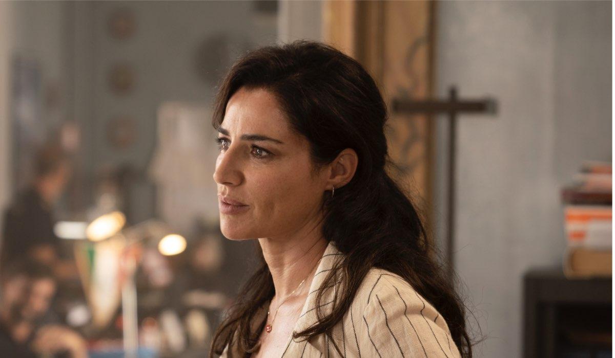 Le Indagini Di Lolita Lobosco Qui Luisa Ranieri Che Interpreta La Protagonista In Una Scena Credits Duccio Giordano E Rai