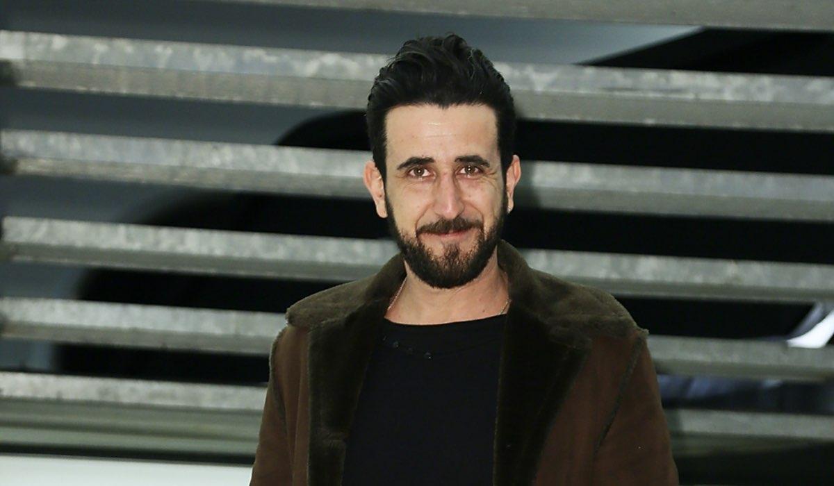 Luca Angeletti (interpreta Ettore) qui alla Premiere Di Mamma O Papa. Credits: Ernesto Ruscio/Getty Images