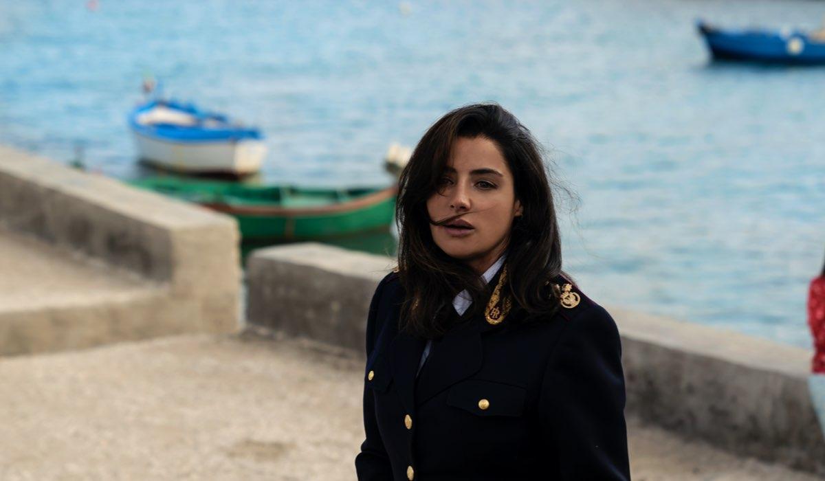 Luisa Ranieri Interpreta Lolita ne Le Indagini Di Lolita Lobosco Credits: Duccio Giordano/Rai