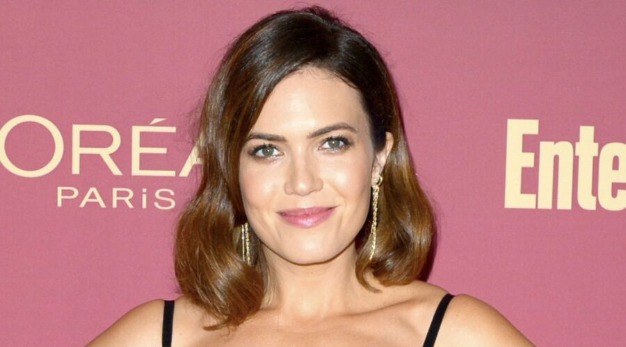 Mandy Moore Credits: Foto Di Andrew Toth E Getty Images Per Entertainment Weekly