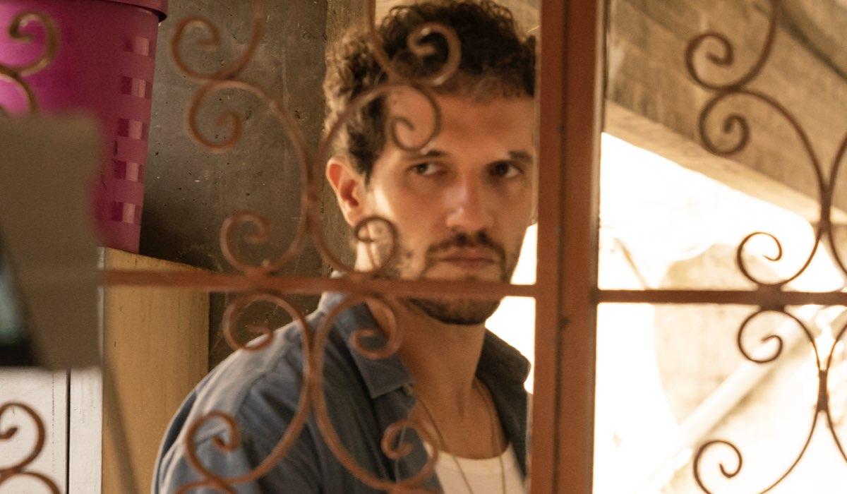 Michael Schermi Interpreta Ciro Ne Le Indagini Di Lolita Lobosco. Credits: Duccio Giordano E Rai