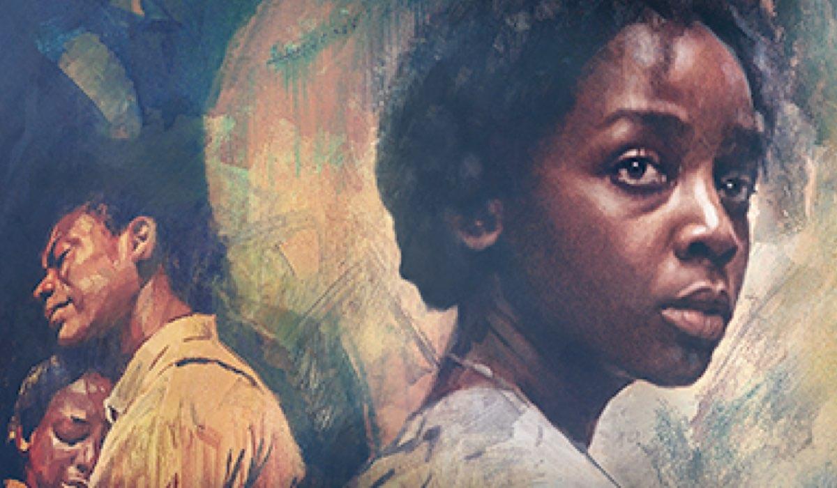 Poster di The Underground Railroad. Credits: Prime Video.