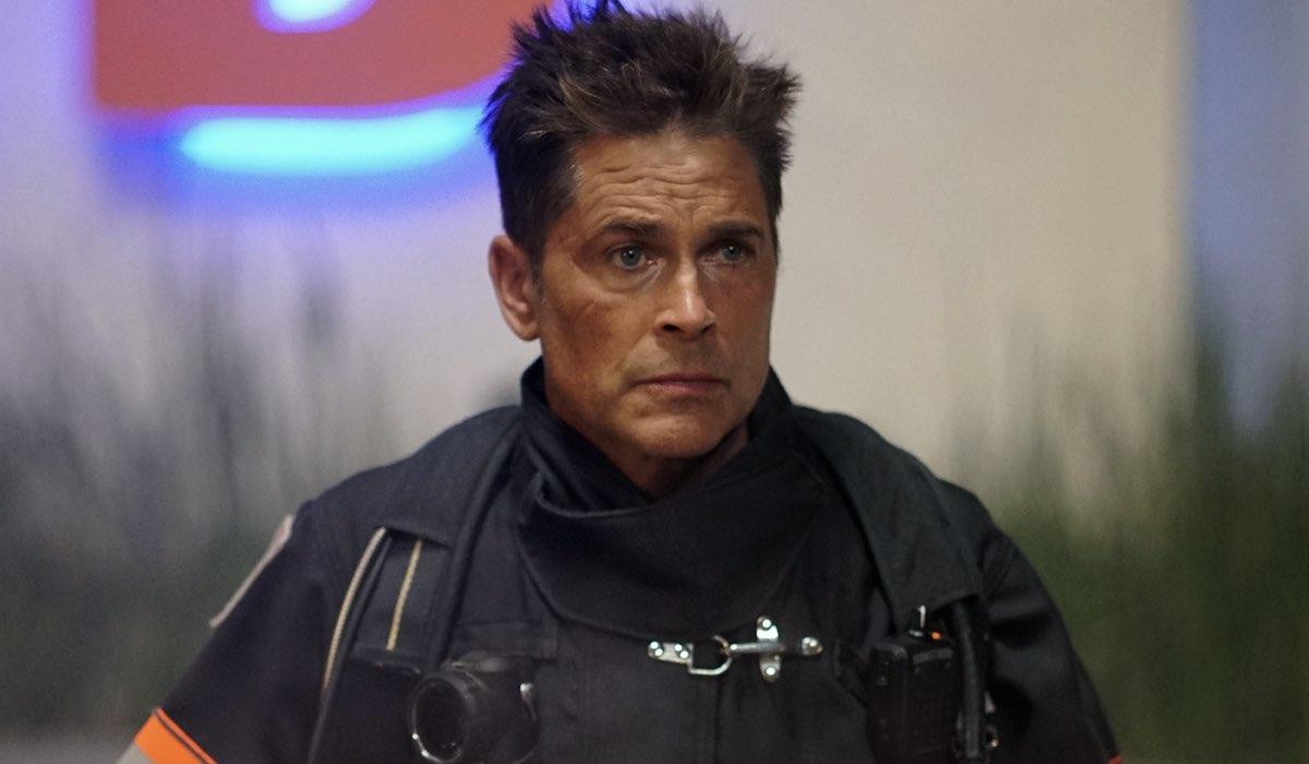 Rob Lowe Interpreta Owen Strand In 911 Lone Star 2. Credits: Fox