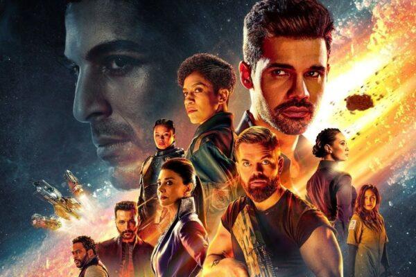 Poster della quinta stagione di The Expanse. Credits: Amazon Prime Video.