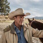 Kevin Costner in Yellowstone. Credits: ViacomCBS/Sky Italia.